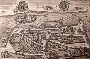 Łowicz dzieła Georga Brauna i Franza Hogenberga z 1617a