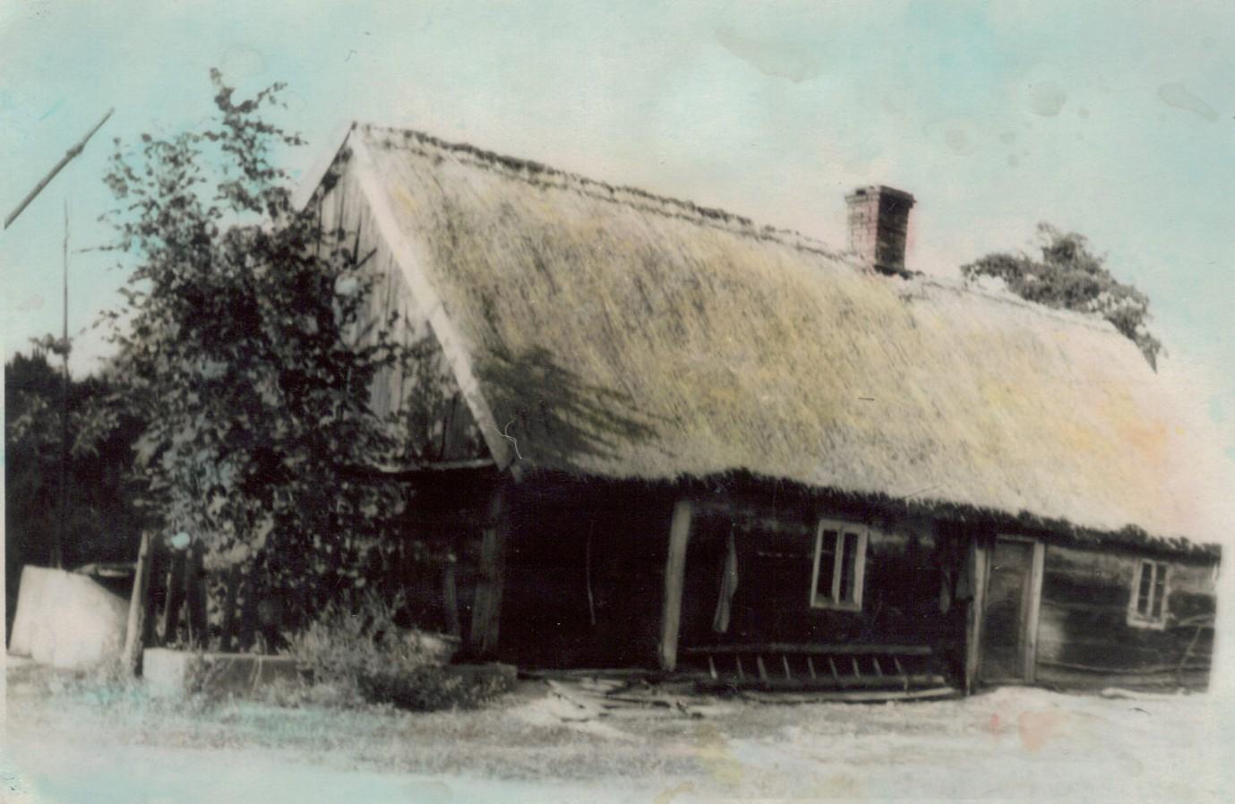 02 Dobieszczyzna - dom 1963-07