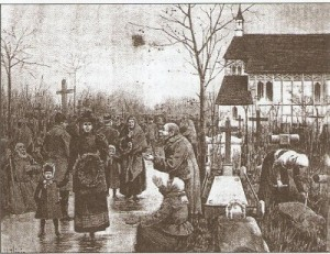 04 Dzień zaduszny 1895