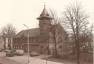 Błonie -budynek Straży Pożarnej2