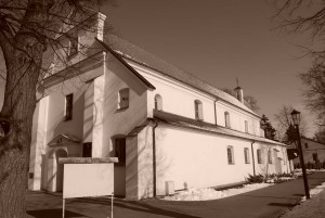 Błonie - kościół św. Trójcy2a