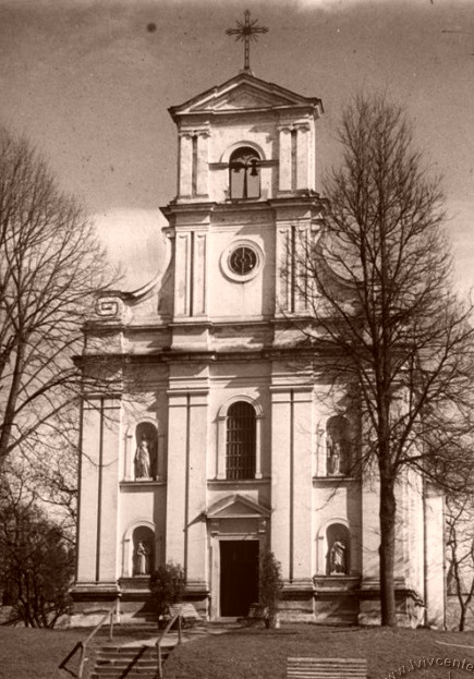 Kościół świętej Zofii - Lwów 1938b