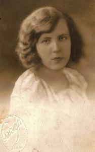 01c Janina Mroczkowska 14.06.1931 Bronowice