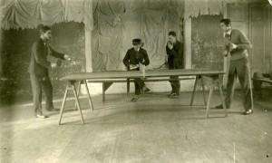 Pelcowizna Dom Ludowy ping-pong, początek lat 30-tych